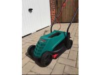 Electric lawn mower Bosch Rotak