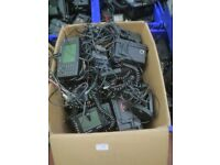 Box containing 6x 860 Navman GPS systems