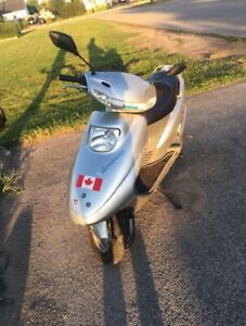 Baja Moped Scooter 50cc