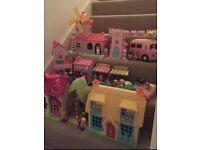 Huge bundle of Happy Land / Happyland toys by ELC
