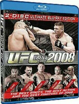 💿 UFC: Ultimate Fighting Championship (Blu-ray 2009) Best of