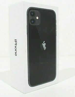 Apple iPhone 11 - 64GB - Black (Unlocked) A2111 (CDMA GSM) (Warranty)