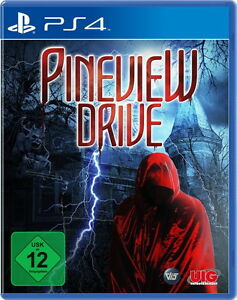 Pineview Drive OVP / New and sealed (Sony PlayStation 4, 2016)