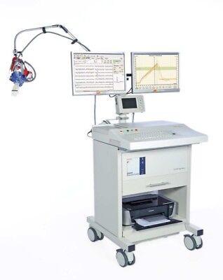 Schiller Cardiovit Cs-200 Cardiopulmonary Stress System
