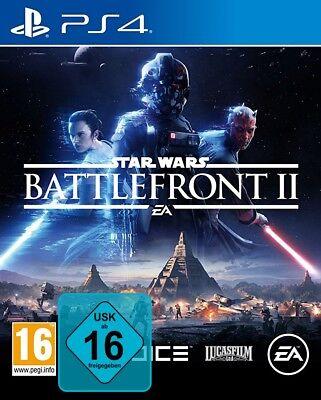 Star Wars Battlefront 2 II - PS4 Playstation 4 Spiel - NEU OVP