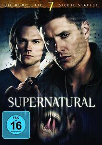 Supernatural - Staffel/Season 7 Komplett * NEU OVP * 6 DVD Box
