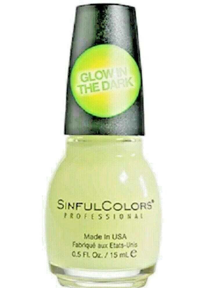 SC SINFUL COLORS PROFESSIONAL NAIL POLISH 858 YOU JUST WAIT