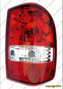 Tail Lamp Passenger Side Without Stx Model High Quality Ford Ranger 2006-2011
