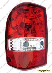 Tail Lamp Driver Side  Ford Ranger 2006-2011