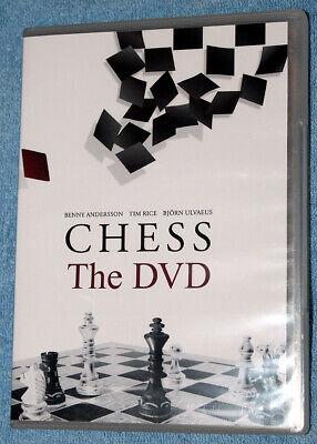 ABBA - 'CHESS - The DVD' Collector's DVD