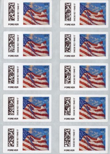 Купить 1000 USPS FOREVER Stamps. CHEAP POSTAGE! (Value=$500)