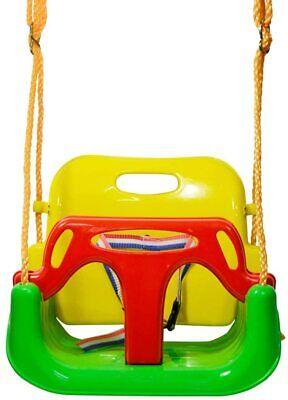 3-in-1 Bebé Asiento de Columpio Nuevo Swing Set