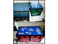 Marvel Superhero Toy Chest