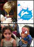 party face painting, balloon $60