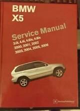 BMW X5 (E53) repair manual: 2000 - 2006 Andrews Farm Playford Area Preview