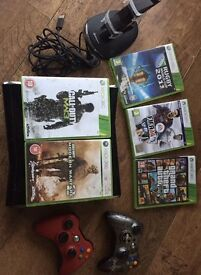 Xbox 360s limited edition controllers and top games