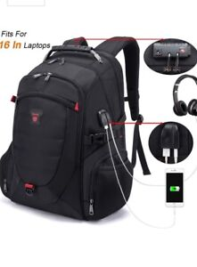 Tzowla Travel Laptop Backpack.  (limsy)
