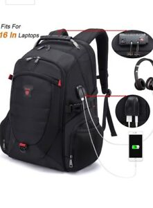 Tzowla Travel Laptop Backpack. JML