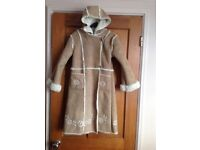 Girls Monsoon coat