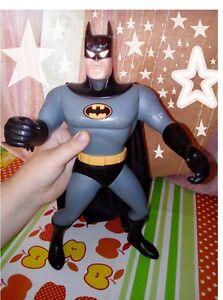 VINTAGE BATMAN 38 CM CON LUCI - BATMAN VINTAGE WITH LIGHT - Italia - VINTAGE BATMAN 38 CM CON LUCI - BATMAN VINTAGE WITH LIGHT - Italia