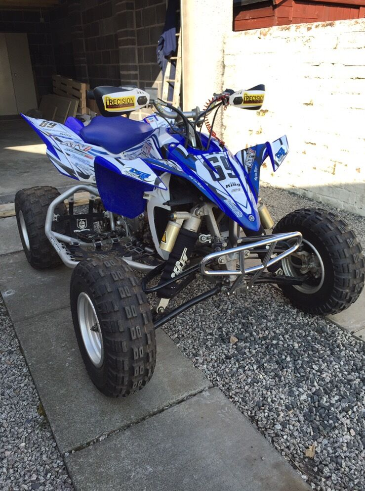 2010 yamaha yfz 450 r race quad in ayr south ayrshire gumtree. Black Bedroom Furniture Sets. Home Design Ideas