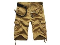 Men's Cargo Shorts New! 3 Colours Available!
