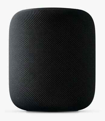 Apple MQHW2B/A HomePod Smart Home Speaker Siri Space Grey A Grade