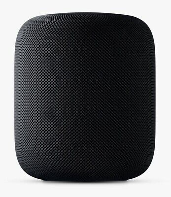 Apple MQHW2B/A HomePod Smart Home Speaker Siri Space Grey B Grade