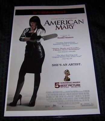 American Mary 11X17 Movie Poster Soska Sisters
