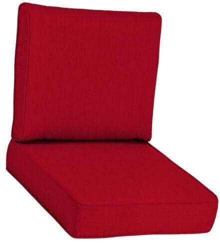 24x24 spectrum cherry outdoor cushion set