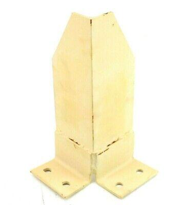 Industrial Warehouse Shelving Pallet Racks 2 Sided Rack Corner Protector 4mm