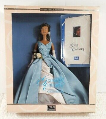 NEW 2000 Grand Entrance Barbie Doll African American Design by Carter Bryant
