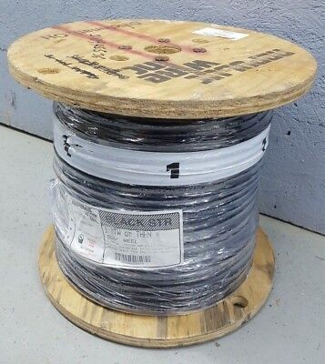 Republic Wire Inc 500 Spool Of 1 Awg Mtw Thhn Machine Tool Wire New Made In Usa