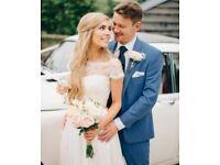 Naomi Neoh Fleur Wedding Dress Size 8