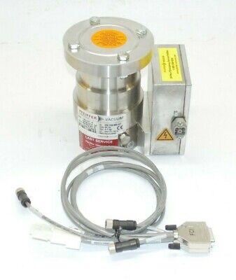 Pfeiffer Vacuum Tmu 071 P Turbo Vacuum Pump W Tc 600 Controller