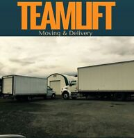 Moving and Delivery Company