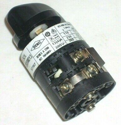 Clarke We7028 Mig Welder Switch Bremas Sereis A 1200 Ac1 16 Amp 600v