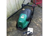 QUALCAST HOVER MOWER ( GHM145T ) VGC & GWO - FOR £ 20
