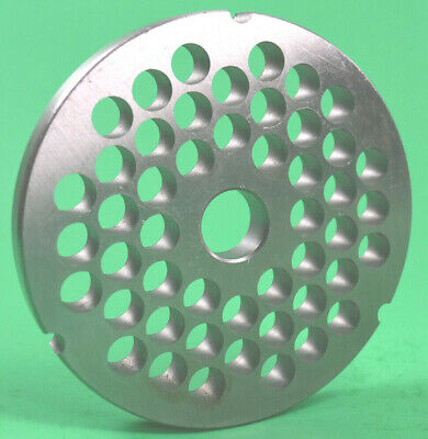 42 X 12 12.0mm Stainless Meat Grinder Plate For Biro  4 116 Diameter