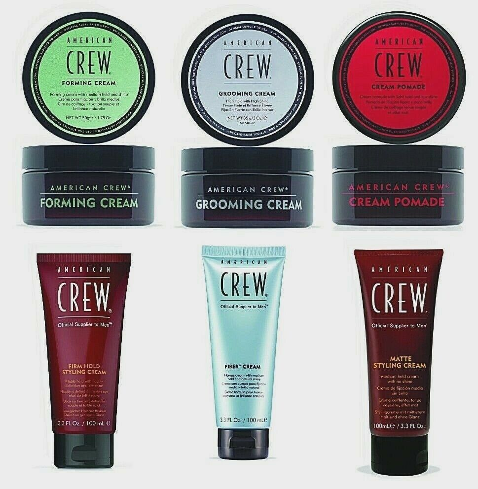 American Crew Styling Cream, Man Hair Care, Multiple hold & Shine. Choose ONE!