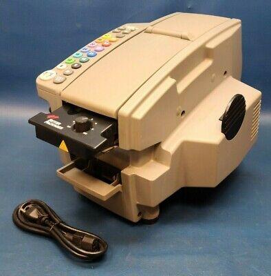 Better Pack 555esa Electronic Gum Packing Kraft Tape Dispenser Tested Working.
