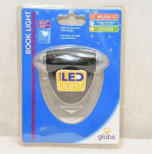 LED Clip on Book Light - LED Book Reading Light 100,000 Life Hours New Sealed