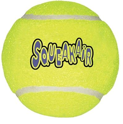 AIR KONG Squeaker Tennis Ball for Dog Toy, High quality SQUEAKER Ball XS - L Air Squeaker Tennis Ball