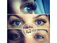 Individual Eyelash Extensions B17