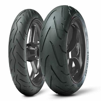Metzeler SPORTEC M3 Motorcycle Tire | Rear 190/55 ZR 17 (75W) TL (E) | (Metzeler Sportec M3 190 55 Zr 17)