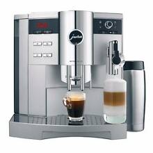 jura impressa s9 avantgarde coffee machine with manual Elderslie Camden Area Preview