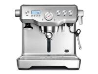 Sage Dual Boiler and Grinder Coffee Machine Great Condition RRP £1,399.90