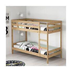 Ikea MYDAL bunkbed