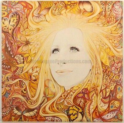Barbara Streisand Butterfly LP 1974 NM VINYL Record