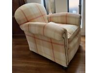 Charming vintage Victorian armchair club chair. Offers considered.